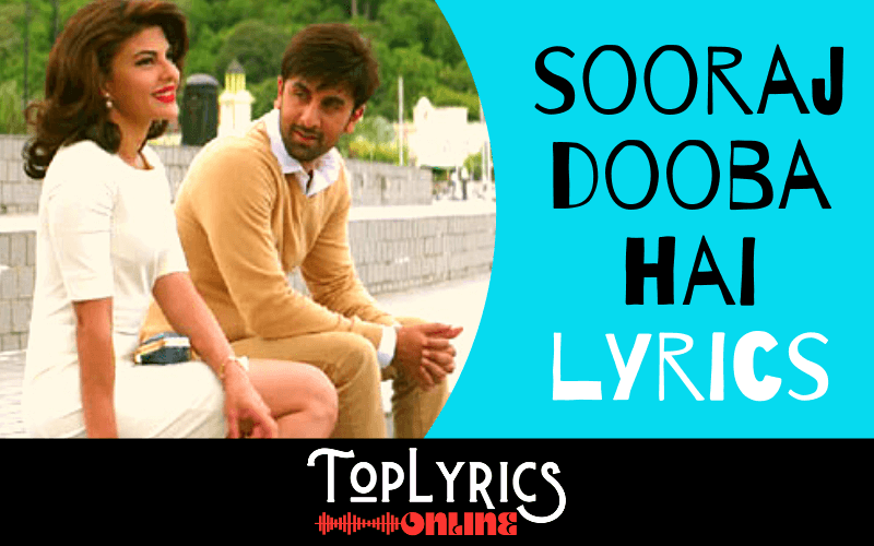 sooraj-dooba-hai-lyrics